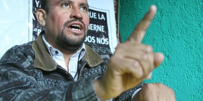 Raúl Camacho apoyos