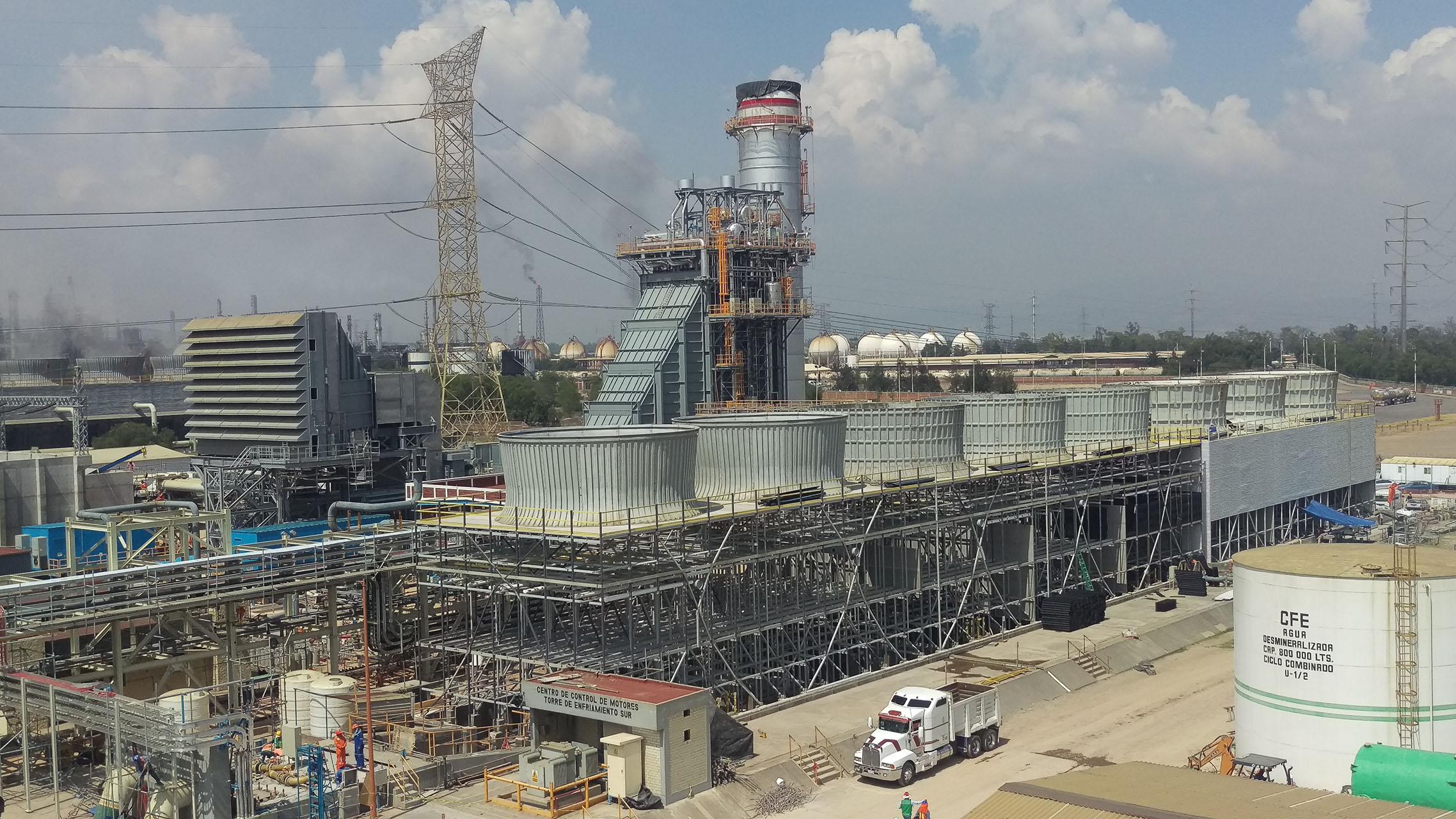 Termoeléctrica de Tula, en la agenda nacional por impacto ambiental
