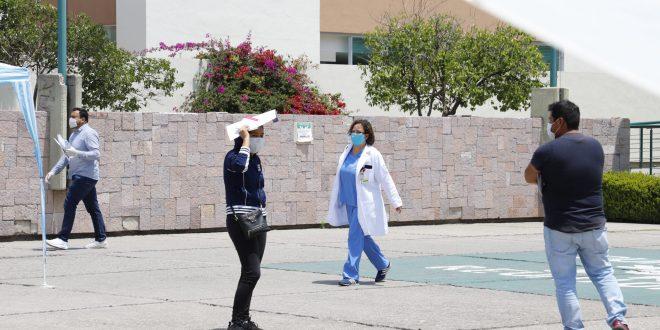 """Personal de Salud de Hidalgo, """"en riesgo latente"""" ante el Covid-19"""