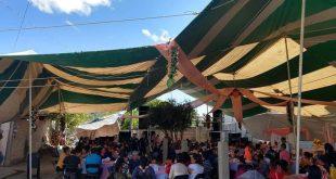 Pese a pandemia, celebran 15 años en Ixmiquilpan