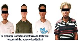 Pachuca Tula SSPH hombres narcomenudeo