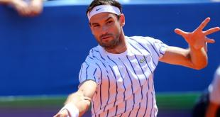 Da positivo tenista búlgaro Grigor Dimitrov por coronavirus
