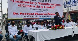 Pascual Charrez olvidaron protocolos Covid-19