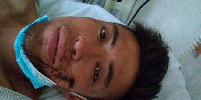 busca familia Armando Calzada internado Hospital General Pachuca