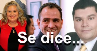 Se dice... Juanita García, Roberto Rico Ruiz y Arturo Herrera