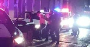 Taxista denuncia a agentes de Tulancingo por agresiones