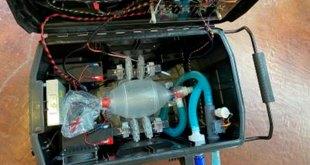 respirador barato portátil desarrollado UNAM