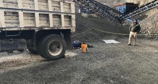 Sujeto muere accidente mina de arena Pachuca-Sahagún
