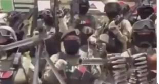 Lanza CJNG un nuevo video: amenaza a El Marro en Guanajuato