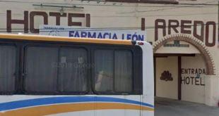Hombre suicida interior motel, Tulancingo
