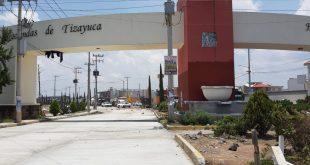 hurtos carencia alumbrado Haciendas de Tizayuca