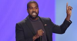 Sacan a Kanye West de boleta para presidencia de EU