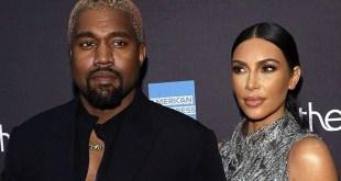 Explota Kanye West contra su esposa Kim Kardashian