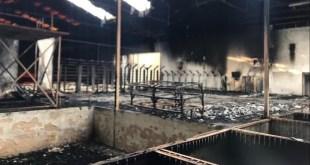 Sin movimientos tras el incendio en CODE: Iván Bautista