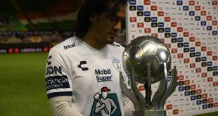 Pachuca, campeón de la Copa Telcel