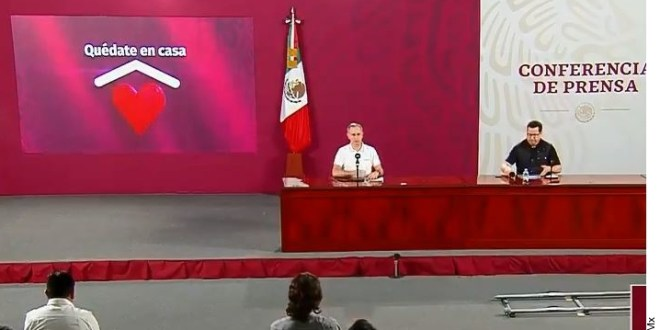 Supera México las 30 mil muertes y 250 mil casos de Covid-19