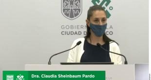 Sheinbaum crisis mundial cierre negocios
