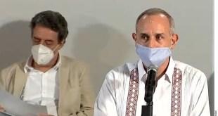 Ve López-Gatell 'frustración' en petición de gobernadores de renuncia