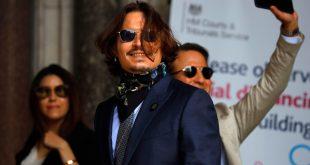 """Arremeten abogados contra Johnny Depp; lo llaman """"adicto desesperado"""""""
