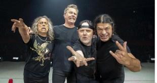 Inyecta Metallica dólares contra el coronavirus