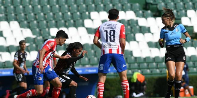 Tuzos avanzan a final Copa Telcel; vencen San Luis