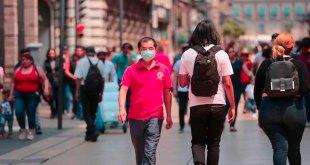 Ciudad de México seguirá semáforo naranja Sheinbaum