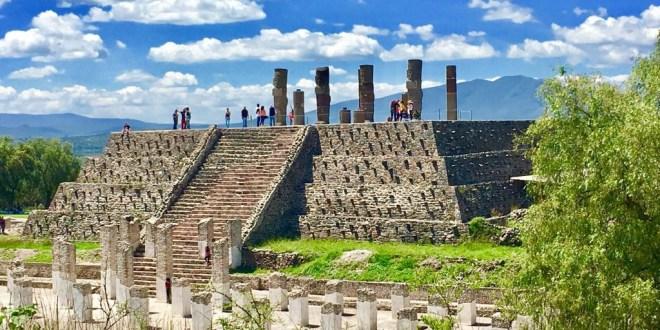 reapertura zona arqueológica Tula