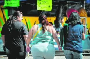 Obesidad determinante fallecimientos Covid-19 Hidalgo