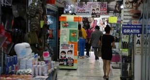 Los negocios del Centro de Pachuca, abiertos pese a semáforo