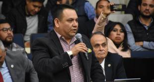 Designación de concejales, con la ley vigente: Osmind Guerrero