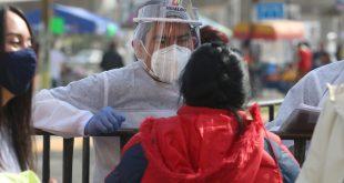 Primer día en naranja, con 22 casos de Covid-19 en Hidalgo