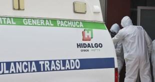 Registran en Hidalgo 90casos de Covid-19 en solo 24 horas