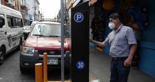 Aprueba concejo de Pachuca cambiar acuerdo de parquímetros