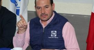 Andrés ChávezPachuca Luis Baños La Reforma PAN