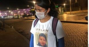 Atenderán a madre que busca a Dylan, su hijo de 2 años en Chiapas