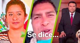 Se dice... que Héctor Cruz Olguín, América Juárez y Juventino Molinos