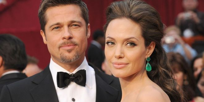 Angelina Jolie Brad Pitt tregua