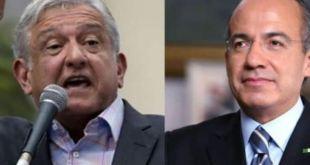 AMLO Calderón México narcoestado