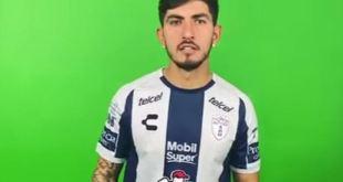 Pachuca oficializó Víctor Guzmán Leo