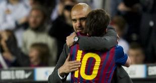 Habría llamado Lionel Messi a Pep Guardiola