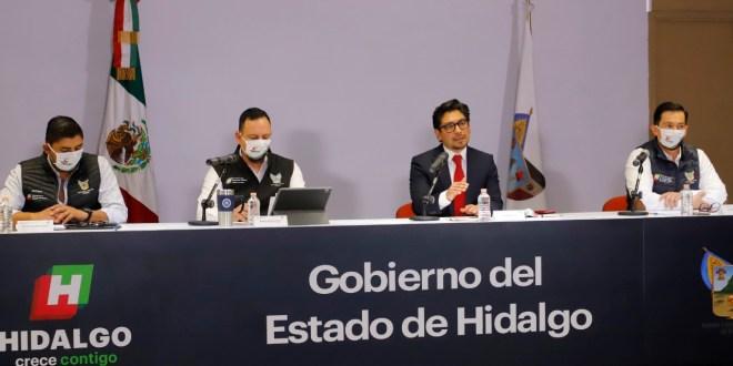 Hidalgo detiene a 90 por ciento de los señalados por feminicidio: Pontigo Loyola