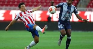 Pachuca y Chivas, sin emociones: 0-0 en el Guard1anes 2020