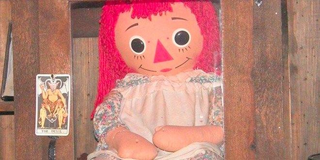 Anabelle escapó vitrina encuentran
