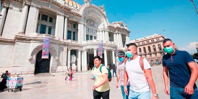 Seguirá Ciudad de México semáforo naranja
