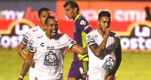 Feliz Ismael Sosa por arranque goleador con Pachuca