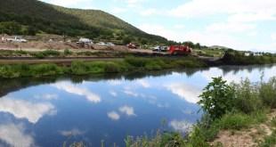 Reabre la Conagua canales afectados por combustóleo en Tetepango