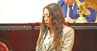 Tras virtual derrota, Rosalba Calva García solicita reincorporarse al Congreso