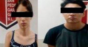 Detienen mujer novio violación menor