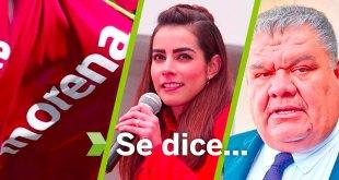 Se dice... que tómbola en Morena, Crisóforo & Ileana Quijano