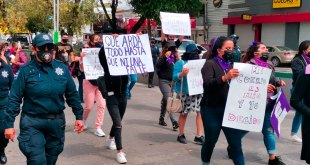 exigir encuentren Mariana Alonda manifiestan Tula